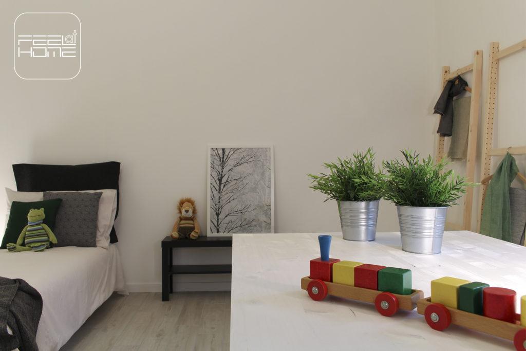 Valorizzazione di immobile ristrutturato per la vendita, Parma